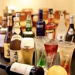 山形蕎麦と備長炭炙り酒家 YEBISU亭 - ドリンク写真:
