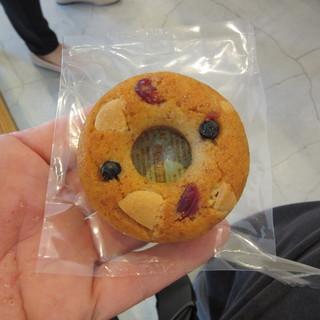 カシ キチ - 料理写真:リングホワイト 170円