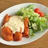 彩鶏 - 料理写真:ささみのチキン南蛮