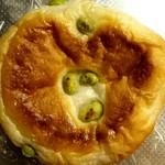 パン ド グランディール - 枝豆めんたいチーズ