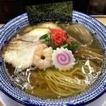 友愛亭 - 料理写真:海老醤油ラーメン