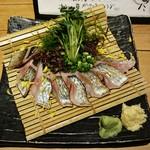 雑魚 - 生にしん  680円