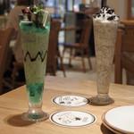 BARBARA GOOD SWEETS TABLE - コースタープレゼント
