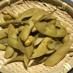 吉翔 - 中札内産枝豆の燻製