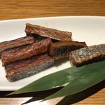 吉翔 - 炙り鮭とば