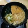 名代 箱根そば - 料理写真:朝そばの温、うどん