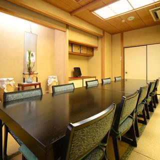 ≪個室完備しております≫温かみのある寛ぎの和造り空間。
