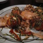 海鮮料理と個室 あろちゃん - ロシアンたこ焼き