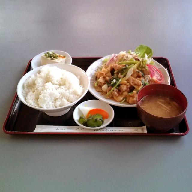 稲城 ディナー