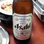 マルフク - ドリンク写真:瓶ビール