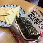 96140580 - お海苔とチーズ