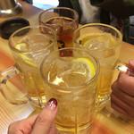 96140595 - 乾杯♪