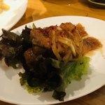魚寅 - ギザミ南蛮 380円