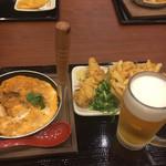丸亀製麺 - Aセット1,000円