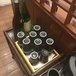 丸亀製麺 - 焼酎