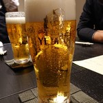 96144342 - 生ビール。