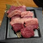 焼肉たんか - 子牛のランプステーキ