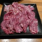 焼肉たんか - 牛サガリの塩