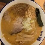 麺や 雅 - 料理写真:コク味噌
