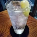 SIC cafe&bar - キンミヤレモンサワー