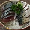 酒屋の酒場 - 料理写真:シメサバ・小(430円)