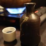 96151666 - 日本酒で鍋