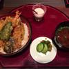 天ぷら 左膳 - 料理写真:天丼ランチ