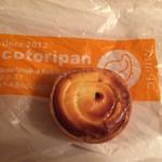 コトリパン - ニューヨークチーズタルト