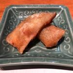旬味食彩 佳乃 - 海鮮チーズ春巻