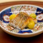 久丹 - 太刀魚と銀杏