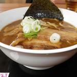 麺屋 ゆう - ラーメン 750円