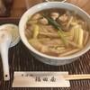 福田屋 - 料理写真:かき南ばんそば  1500円