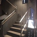 福田屋 - 2階がお店です