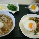 レストランみんぱく(国立民族学博物館) - 料理写真: