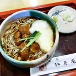 松寿庵 - 料理写真: