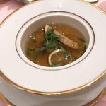 ノビアノビオ - スープ