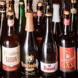 """ベルギー伝統の""""セゾンビール"""""""