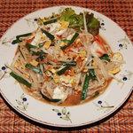 タイ料理亜路居亭 - タイ風の焼きソバ バッタイ
