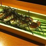 くさび - 山芋 味噌焼き