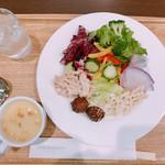 レストラン&ダイニング フォンターナ - 料理写真:中隊長モーニングSP様