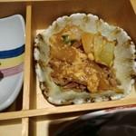 料理家 仄り - 牛バラとちんげん菜炒め煮