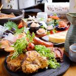 日本酒バル 蔵吉 - 料理写真: