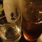 甘太郎 - 松竹梅に次は八海山と烏龍茶(3時間飲み放題コース)