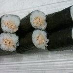 宅配寿司 茶月 - 納豆巻き