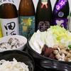 そば居酒屋太閤 - 料理写真:土手鍋または豆乳牡蠣鍋