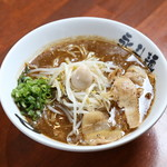 永斗麺 - 料理写真:サンマらーめん
