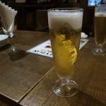 ビストリア - 樽生ビール