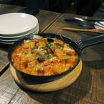 ビストリア - トリッパのトマト煮込み