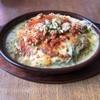 チーズ - 料理写真:グリーン焼きカレー(900円)