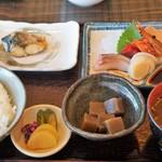 食彩 ごえん - 造り定食1200円
